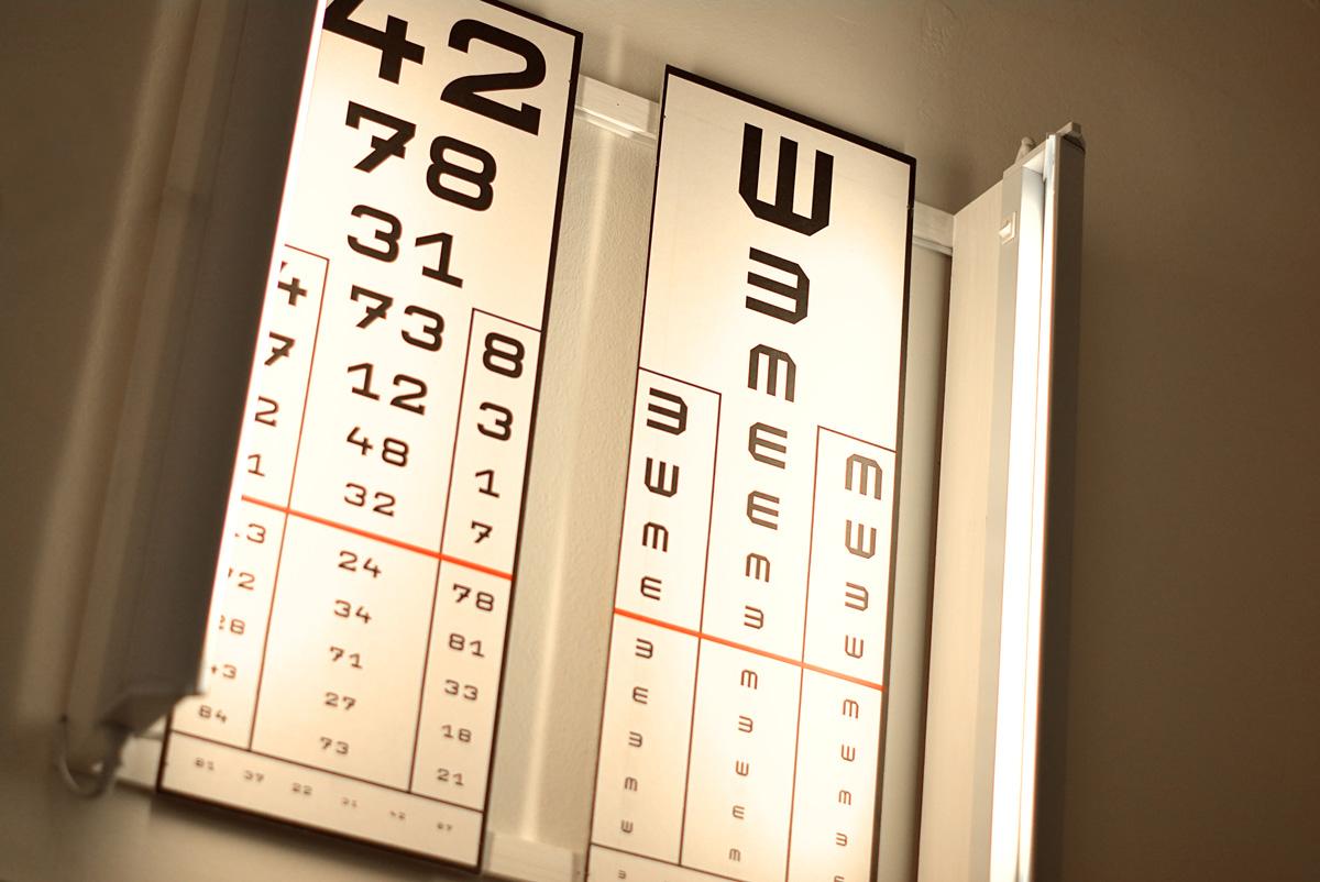 megfejteni a látásvizsgálat eredményét látásképzés az amblyopia számára