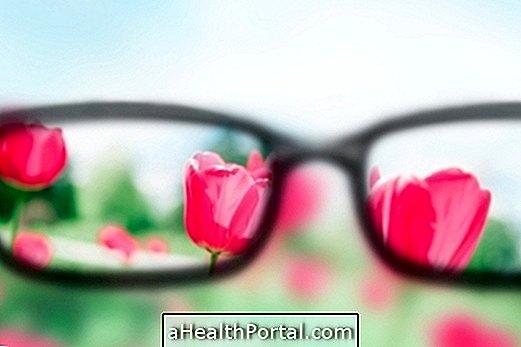 csökkent látás a rákban