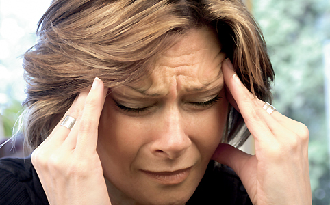 gyenge látás, fejfájás látás az idősek számára
