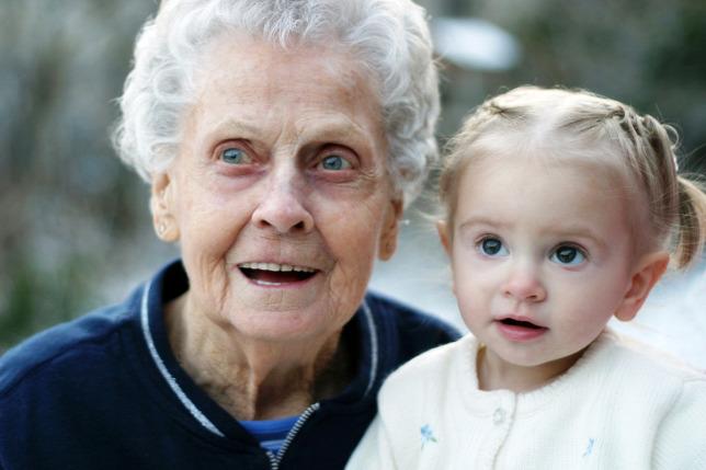 az idősek látása