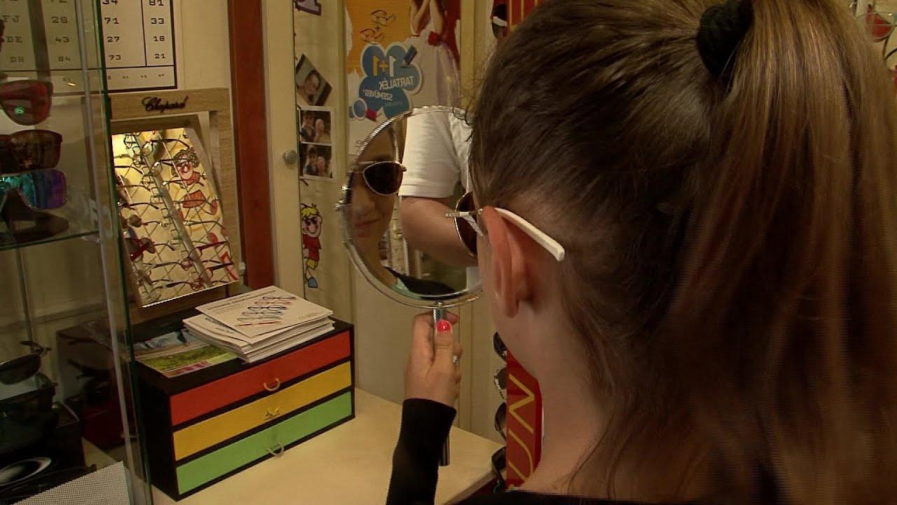 a látásélesség optotípusok szerint