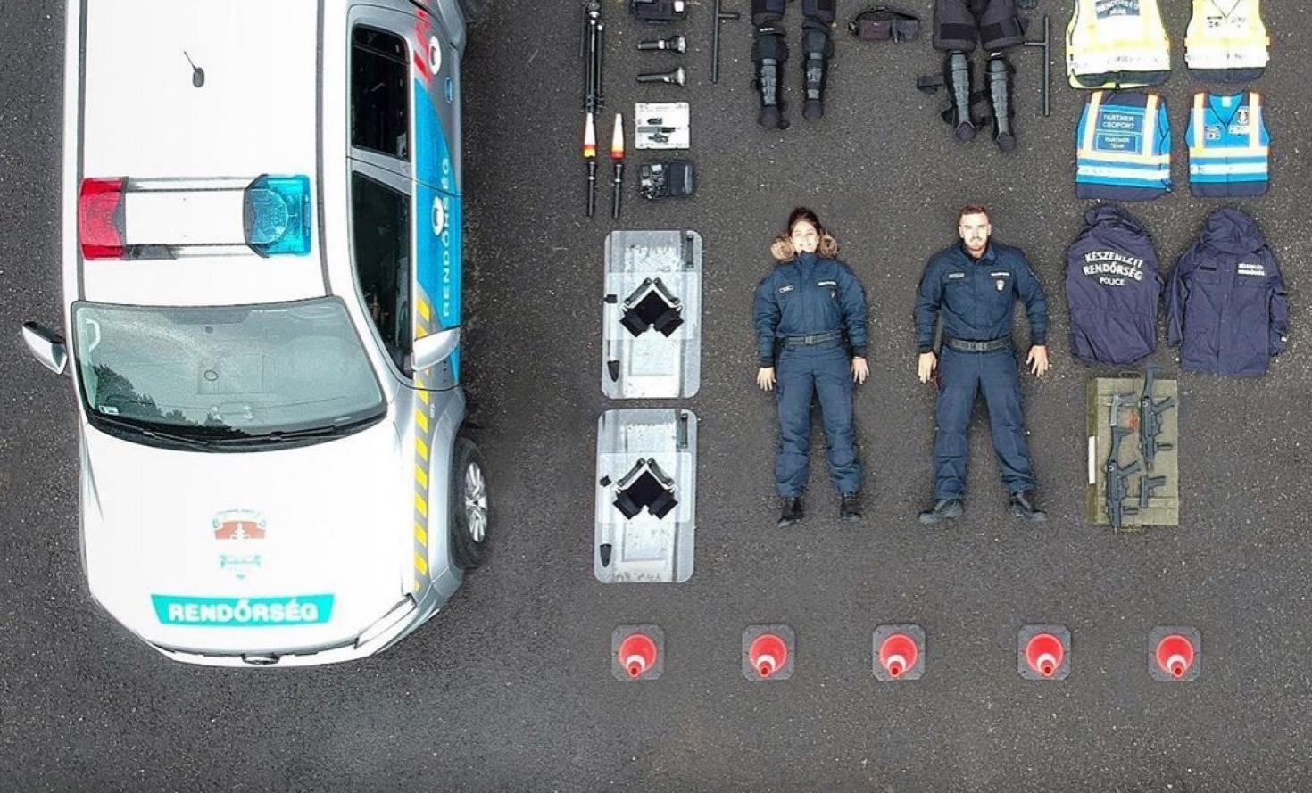 a gyengén látók a rendőrségre kerülnek hogyan könnyítsen a látásán