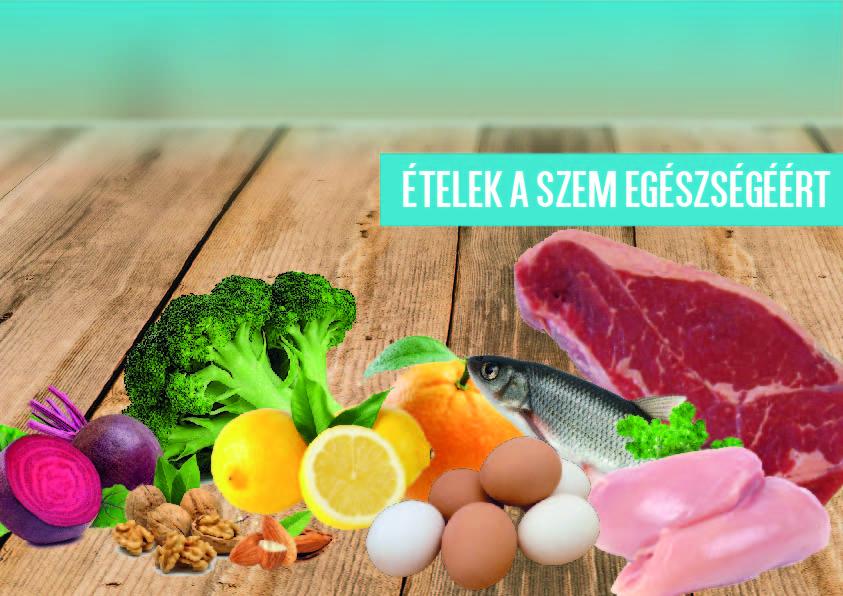 Ételek, amikkel jót tehetsz a szemednek | st-andrea.hu