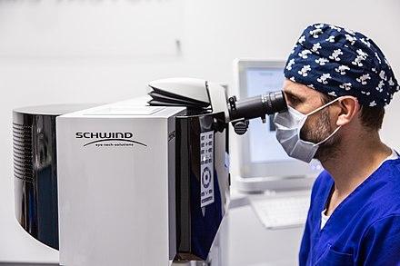 szemműtét hyperopia