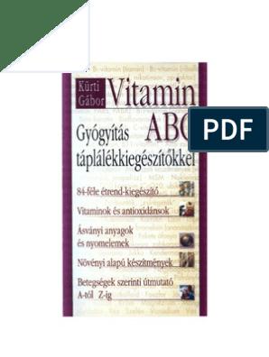 vitamint isznak a látásra