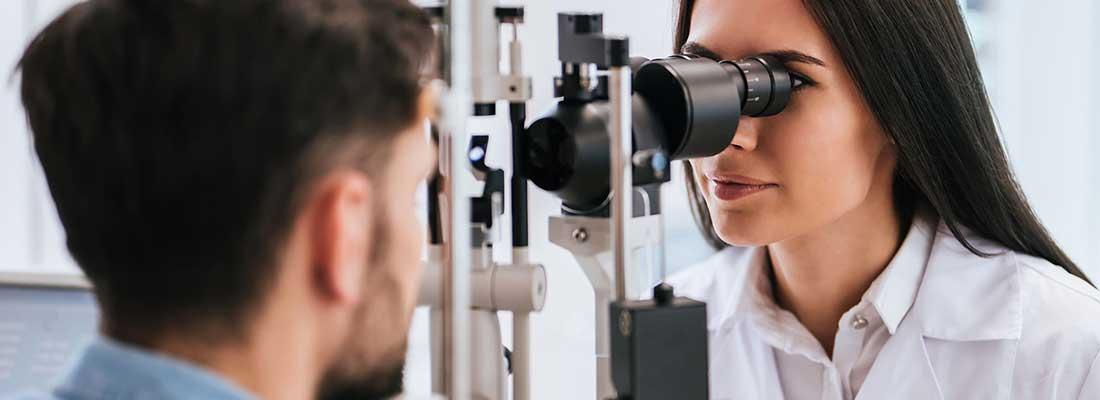 kiterjesztett látásvizsgálat