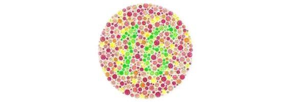 Te jól látod a színeket? Most 1 perc alatt tesztelheted a szemedet - Egészség | Femina