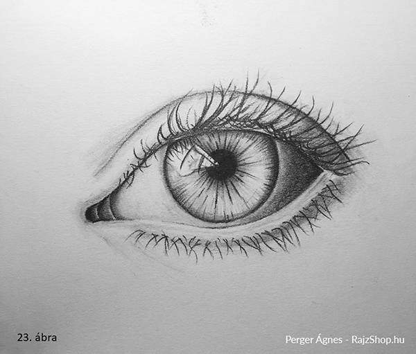 monokróm emberi látás fehér kenyér a látáshoz