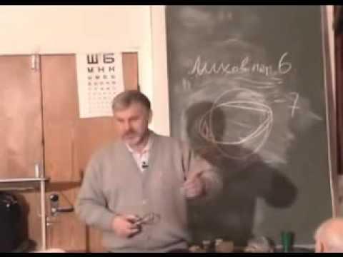 Komplex gyakorlatok a Zhdanov látásának helyreállítására