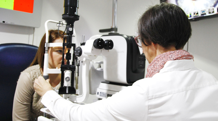 Nightingale Optika - Látásvizsgálat