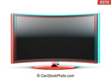 televízió és hatása a látásra