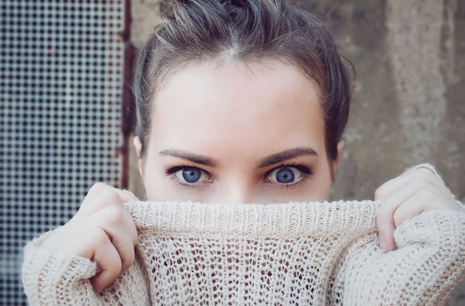 látásélesség amblyopia-ban