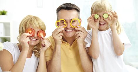 szájrész a látás javítása érdekében