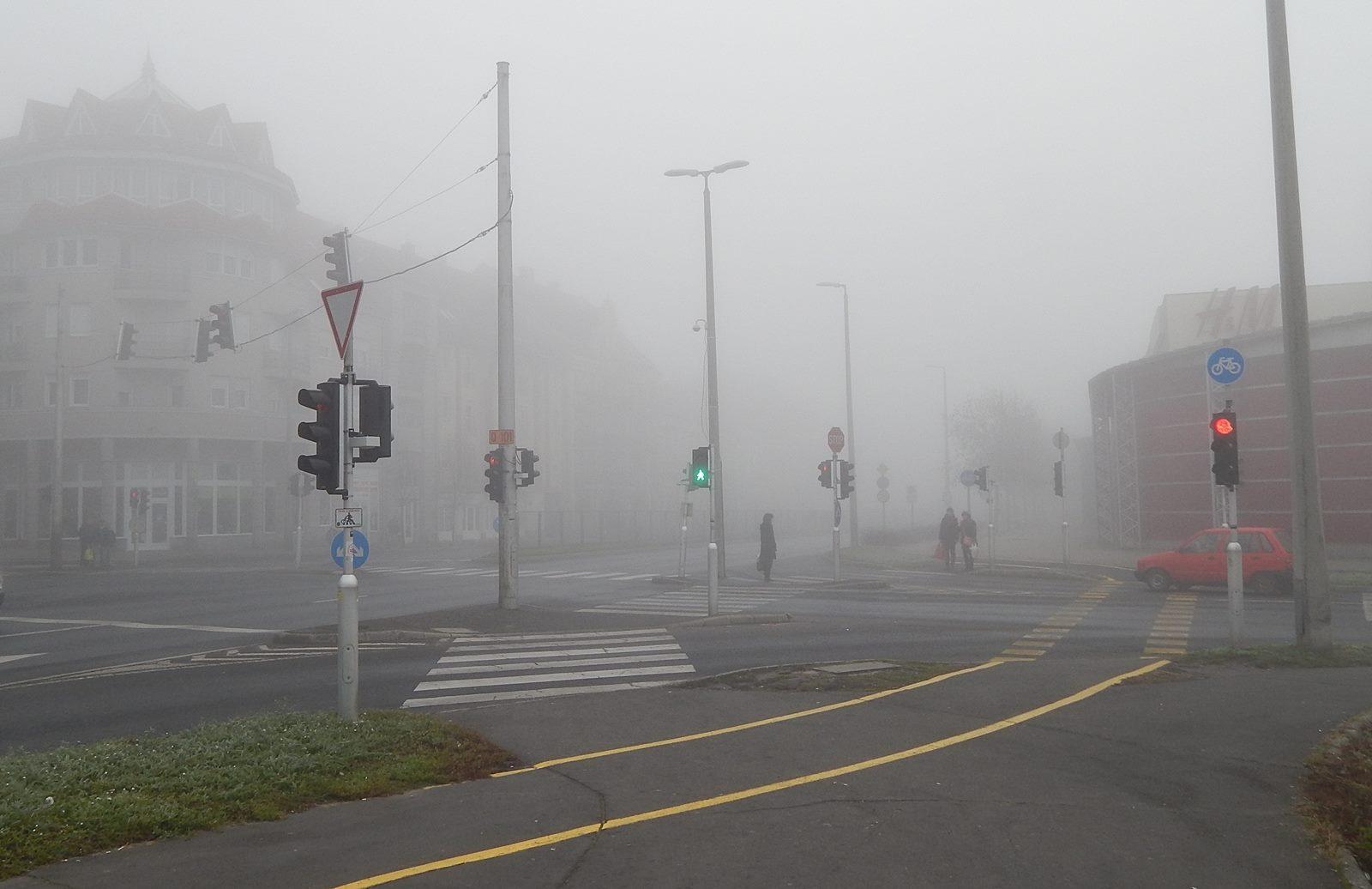 köd a fejben csökkent látás