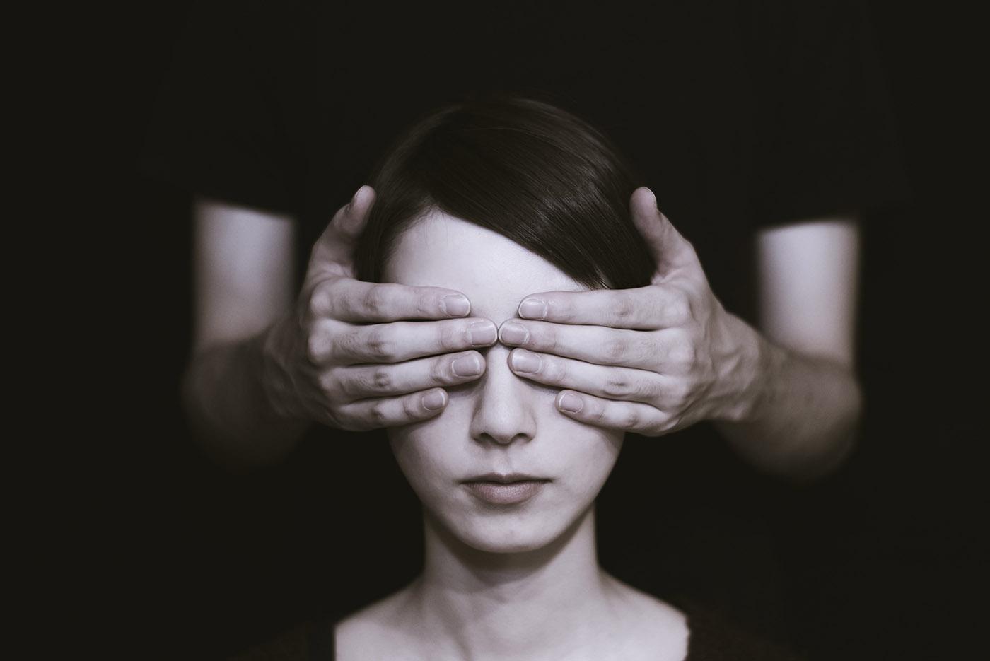 látássérült vakság