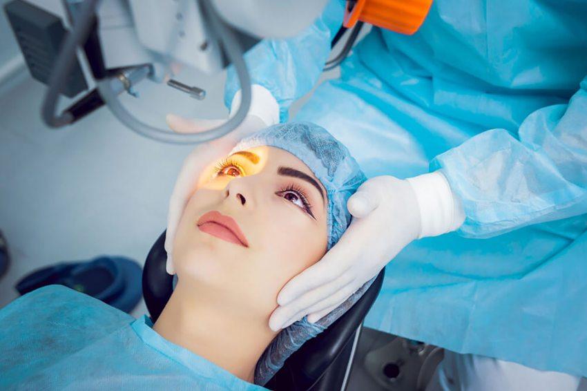 lézeres látásműtét után