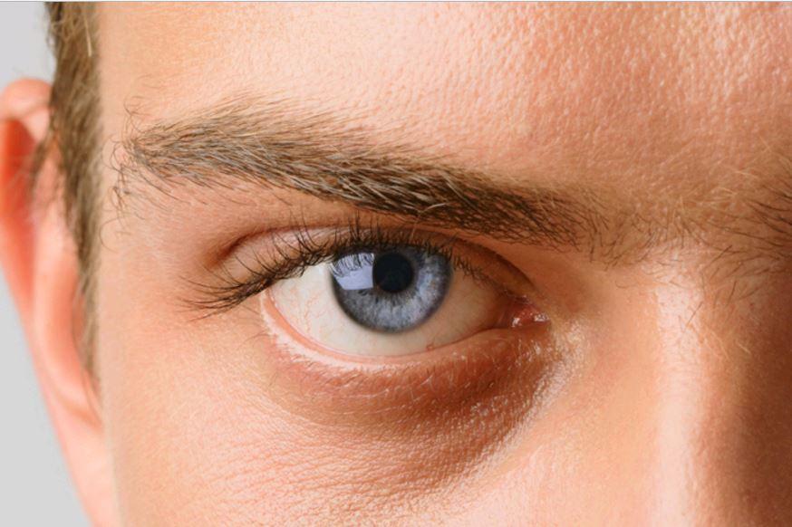 kettős látás a szemében