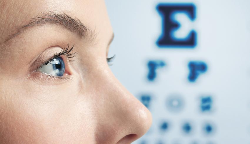 mínusz, hogy mennyi a látás
