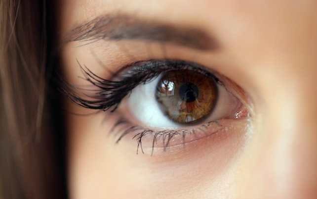 helyreállította a vak szem látását mi az ember minimális látása