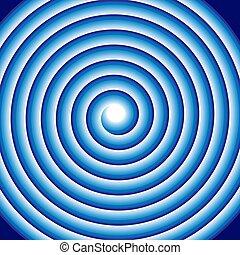 forgó kör a látáshoz