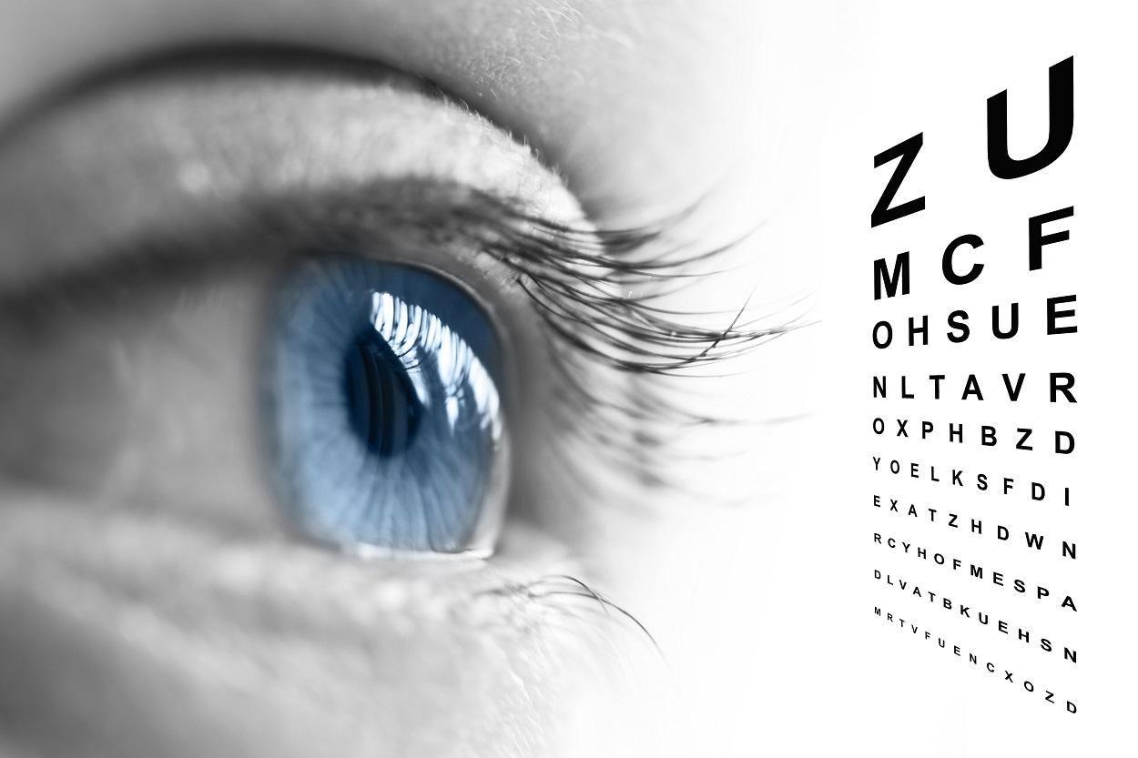 mit jelent, ha a látás 2 5