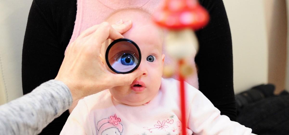 anyagok a látás helyreállításához