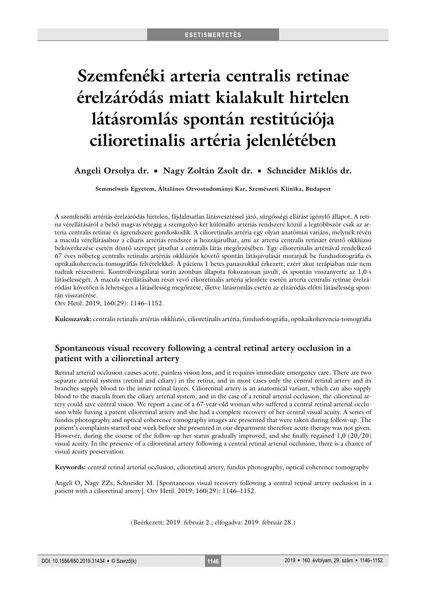 Homályos látás okai és kezelése • st-andrea.hu