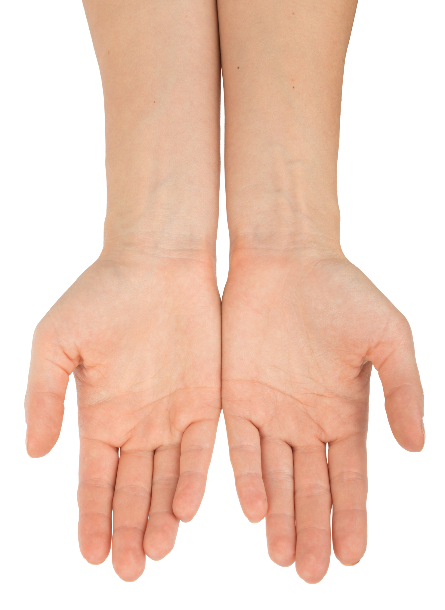 a kezek zsibbadása és homályos látás