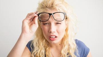 könyv, amely helyreállítja a látást homályos látás és hányás