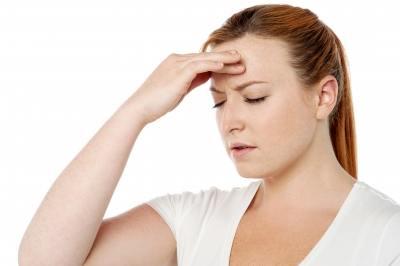 fejfájás, ha a látás csökken