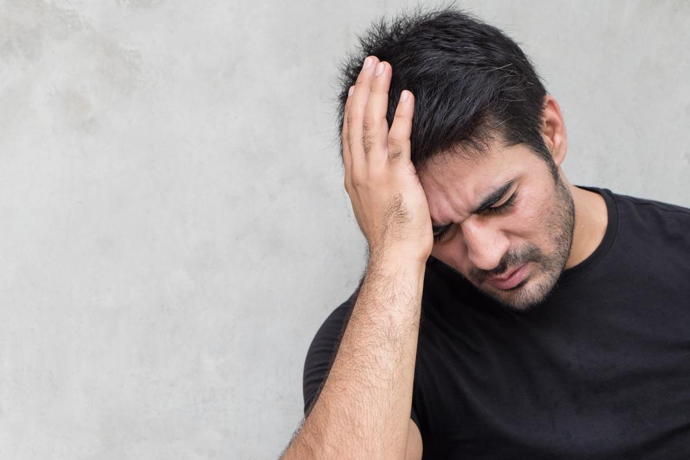 fejfájás és látás károsodott