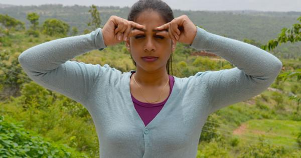 jóga myopia