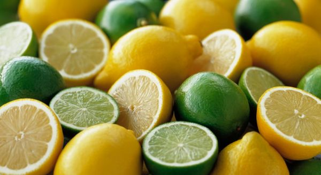 jobb látás citrommal