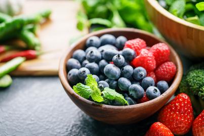 Milyen gyümölcsök és zöldségek láthatók a látásra? - Édesség