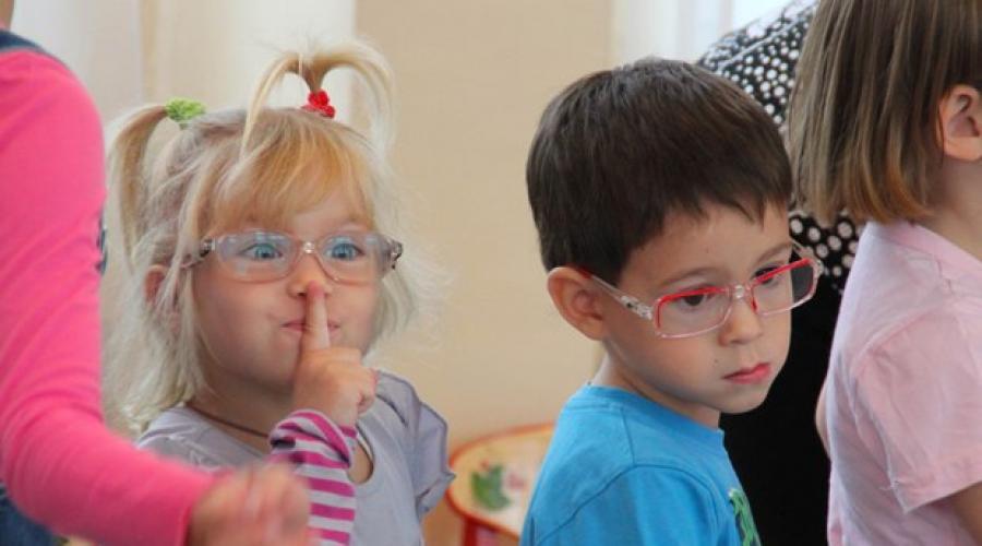A látássérült gyermekek osztályozása - Vitaminok - September