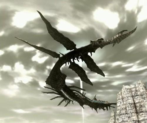 a látvány, épület, sárkány
