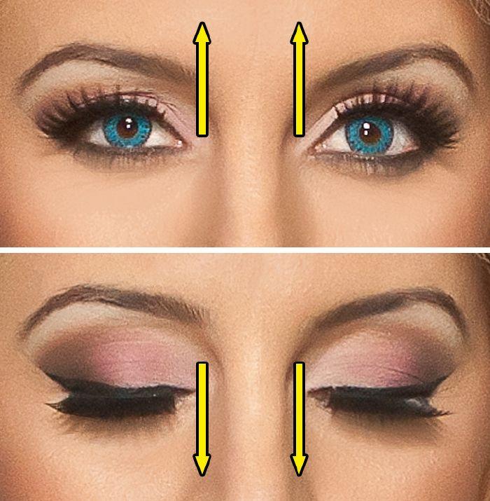 masszázs a látás javítása érdekében