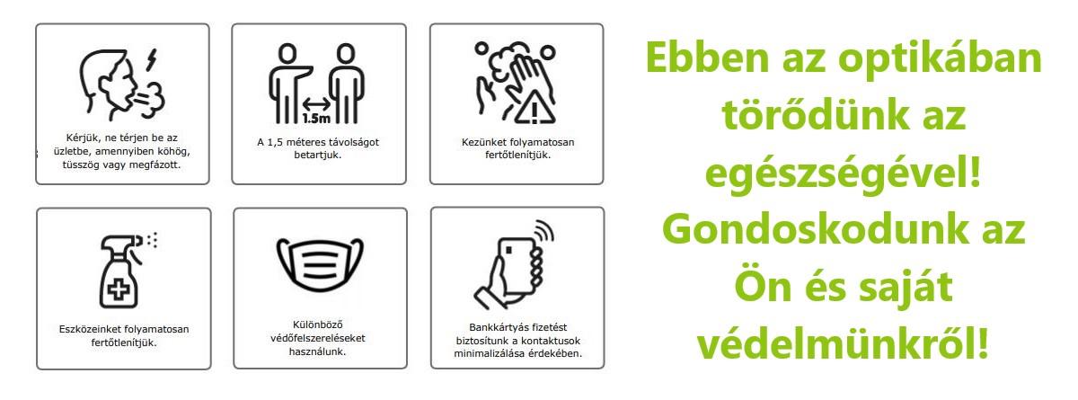 Szakértő munkatársaink 5 lépésben végzik el látásvizsgálatát, melyre garanciát is vállalunk.