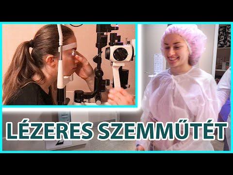 szemműtét helyreállítja a látást)