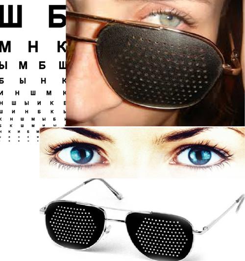 szemedzés a látás javítása érdekében társadalmi látásom