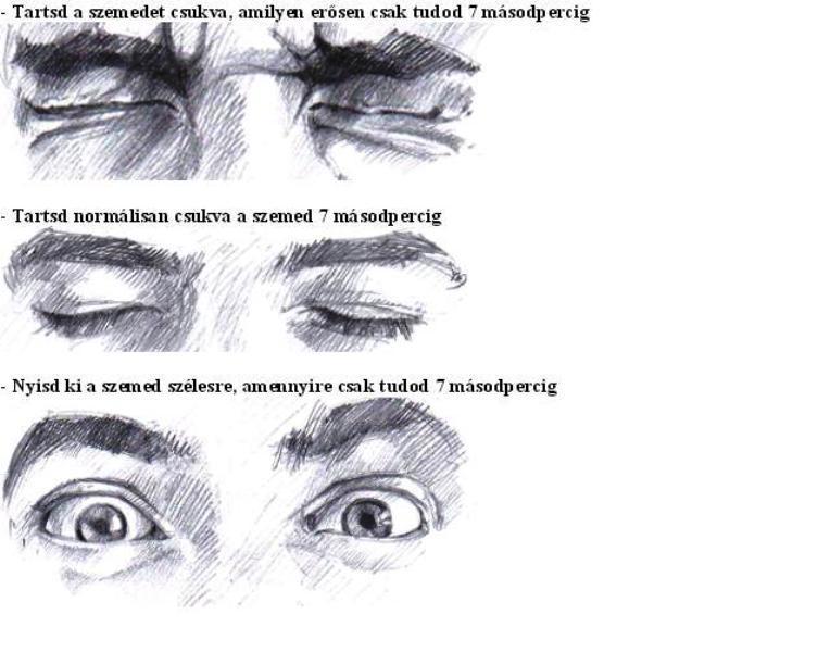 akupunktúra és látásjavítás