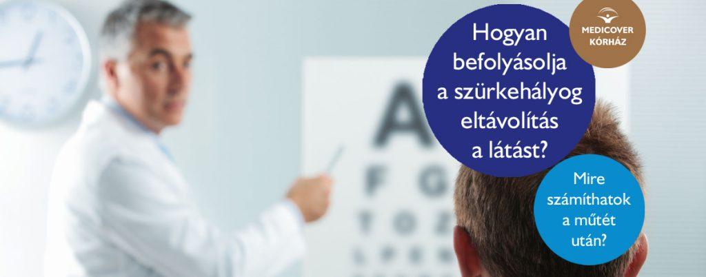 szürkehályog műtét után elvesztette a látását