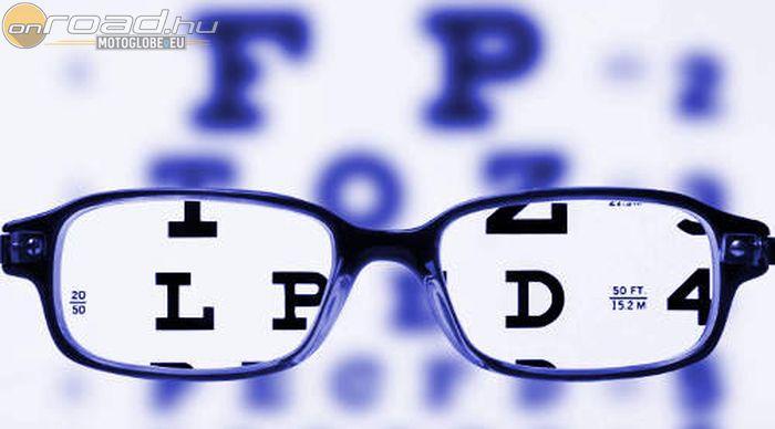 90 százalékos látás