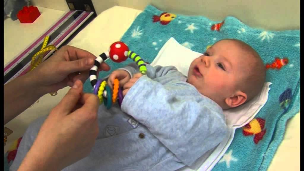 A 3 hónapos baba fejlődése