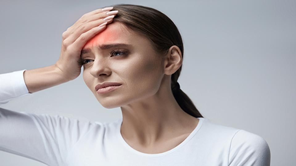 fejfájás és súlyos látáskárosodás gyenge távolsági látás