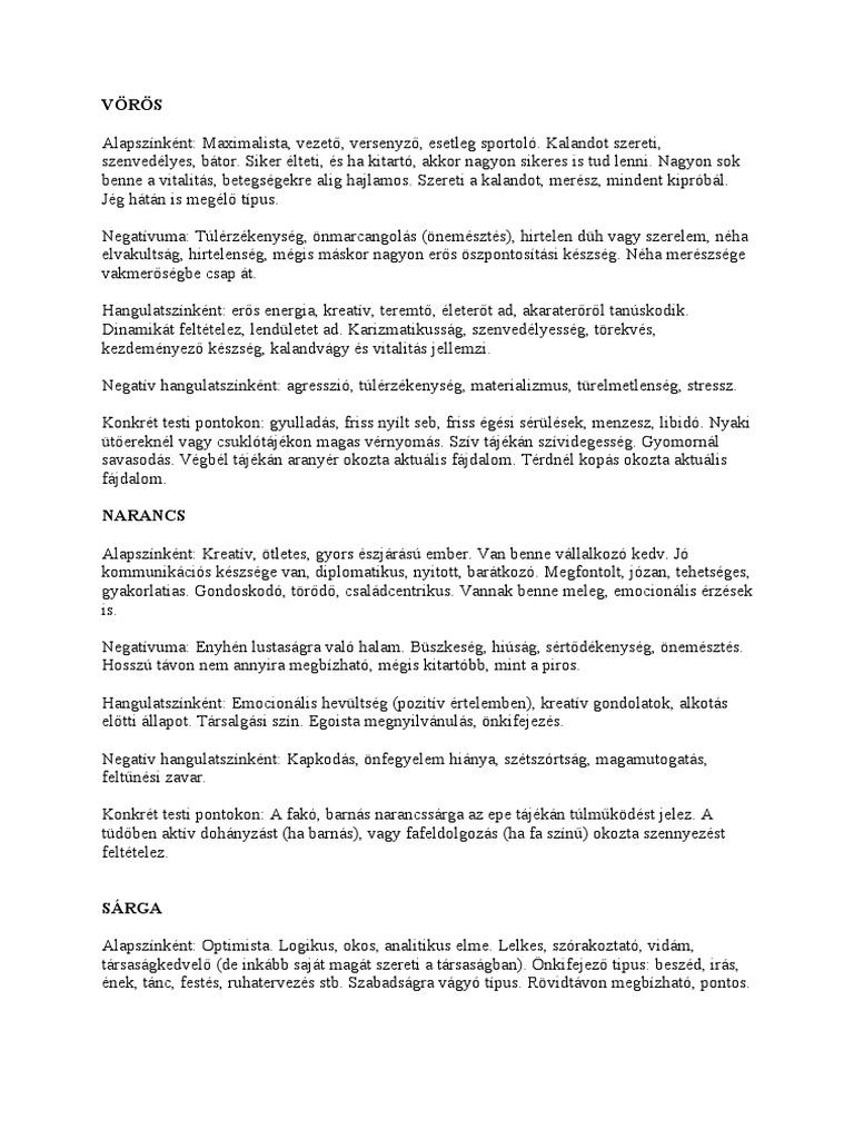 Kínai Látásjavító Szemmasszázs   PDF