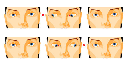 Edzés a gyermekek számára a látás javítása érdekében