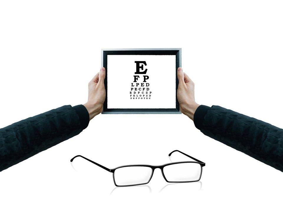 Optikai könyv látáskorrekció